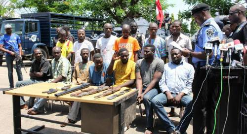 Gang Leader Said Everything They Weir Using Was Offered By  Saraki