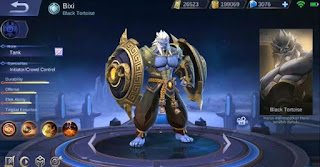 tanggal rilis hero bixi di server ori ML