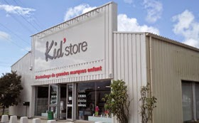 destockage de grandes marques chez Kid Store Outlet