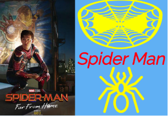 Spider Man Far form Home