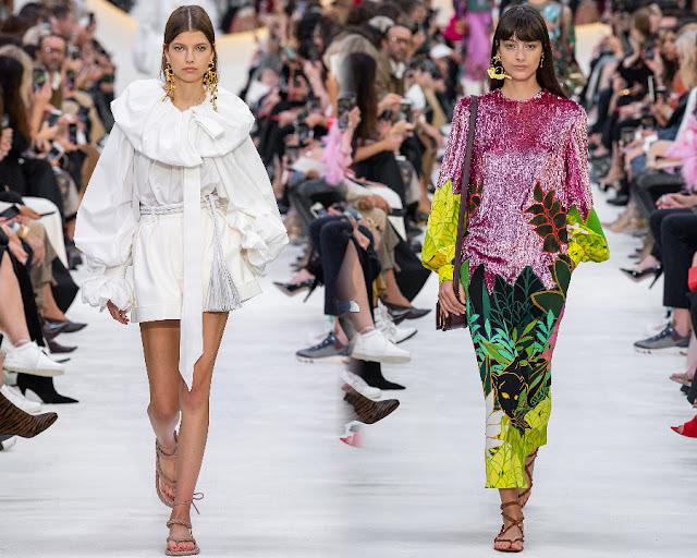 Valentino весна-лето 2020 1