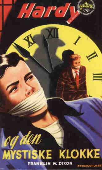Hardyguttene og den mystiske klokke