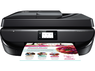 Download drivers HP OfficeJet 5252 Windows, Mac