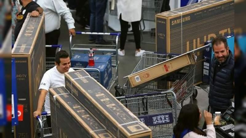 En Walmart si que tienen descuentos, Venden por error pantallas en 3 pesos