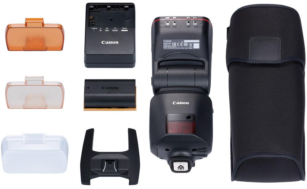 Комплект поставки Canon Speedlite EL-1