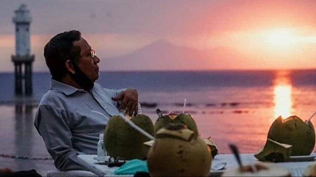 Sipadan-Ligitan Lepas, Mahfud MD Sebut Indonesia Dapat Pulau Baru di Dekat Aceh