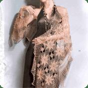 Chales a Crochet