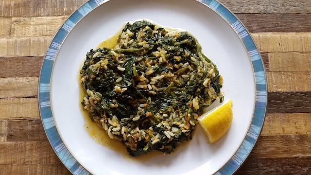 vegan greek food