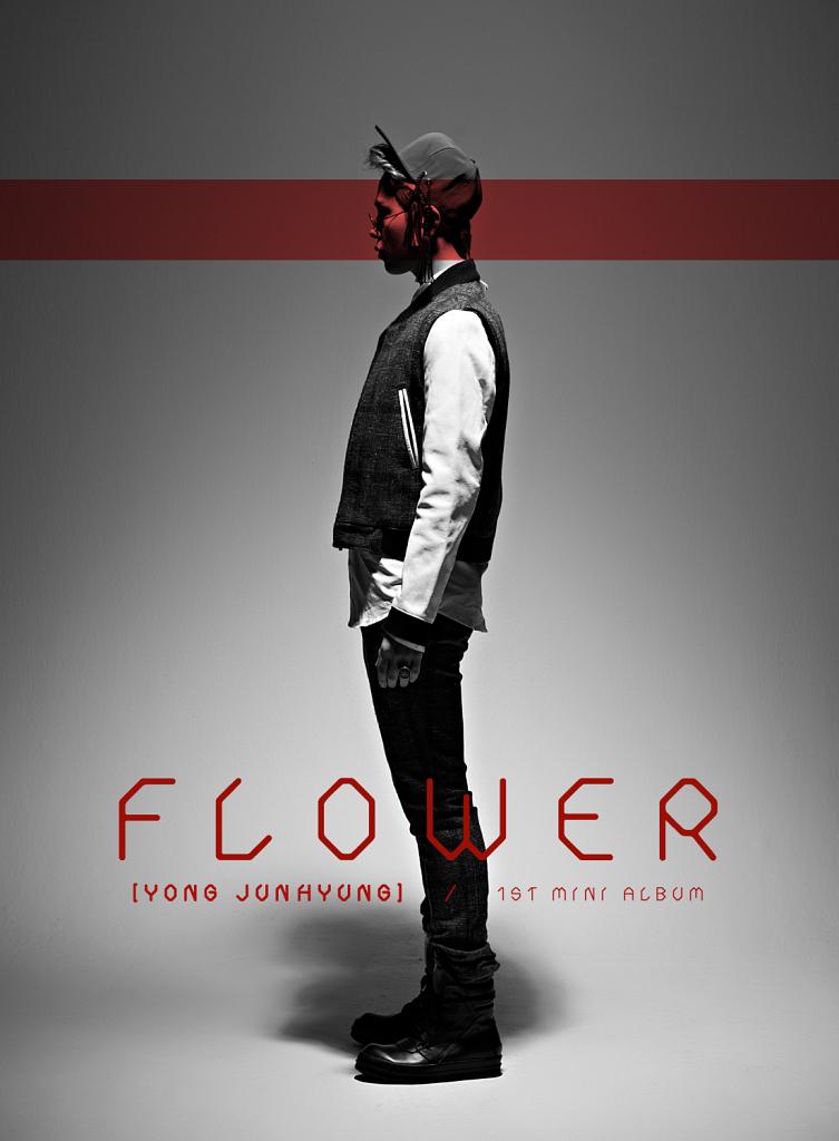 YONG JUNHYUNG – Flower – EP (ITUNES PLUS AAC M4A)