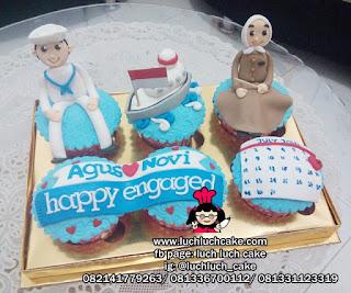Cupcake Tema Pelaut