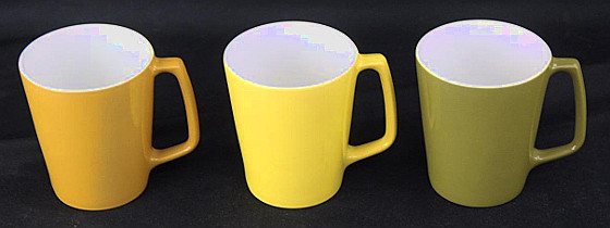Corningware 411 The 411 On The C 311 Centura Pyrocream Tableware Mugs