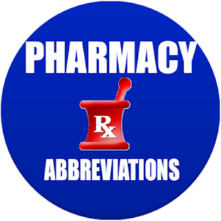 Spanish pharmacy, Spanish for pharmacists, pharmacy in Spanish,  to go to Spanish, medicine in Spanish, pharmacy abbreviations