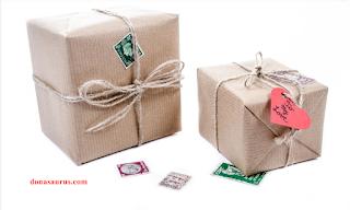 pengiriman paket dan dokumen