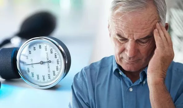 High blood pressure: Do you experience this? One early warning sign you may not know about