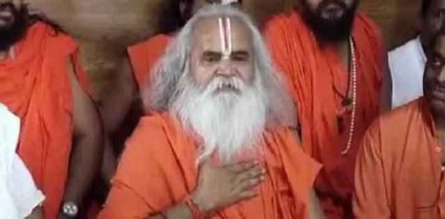 अयोध्या में अगले महीने से बनना शुरू होगा राम मंदिर - राम विलास वेदांति