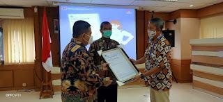 Direktorat Kepelabuhanan Hubla Raih ISO 9000 : 2015