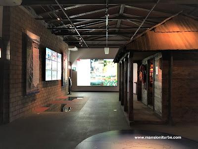 Troje en el Centro de Interpretación de la Ruta Don Vasco en Pátzcuaro