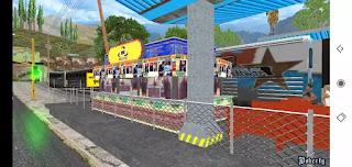 Rail Station Mod in grove street gta sa mod Android