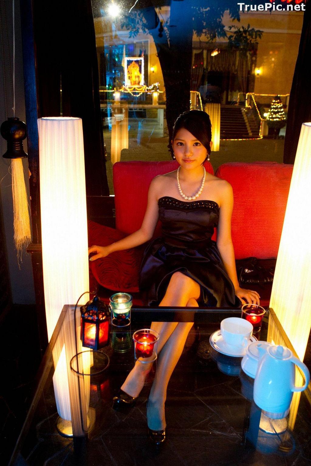 Image [YS Web] Vol.506 - Japanese Actress and Singer - Umika Kawashima - TruePic.net - Picture-13