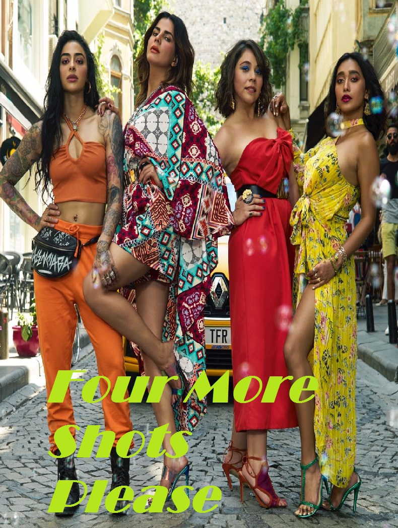Four More Shots Please S02 2020 Hindi Complete AMZN Web Series 720p HDRip 2.5GB Free Download