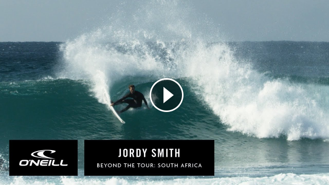 Jordy Smith Beyond The Tour - South Africa 2019