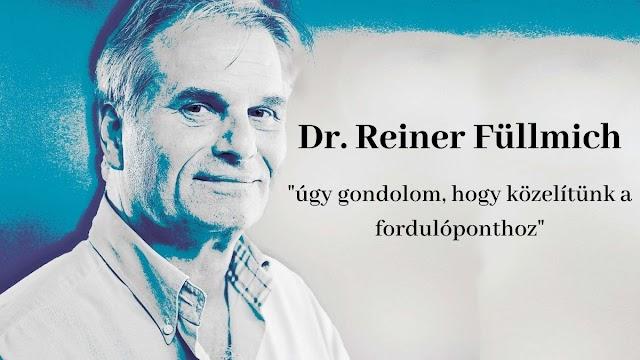 Nem soká végük lesz!  Dr. Reiner Fullmich megindította az emberiesség elleni bűncselekmények miatt a jogi eljárást a CDC (WHO), a Davosi Csoport ellen.