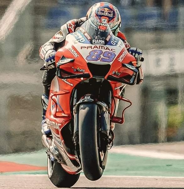 Jorge Martin Juara Motogp Styria 2021
