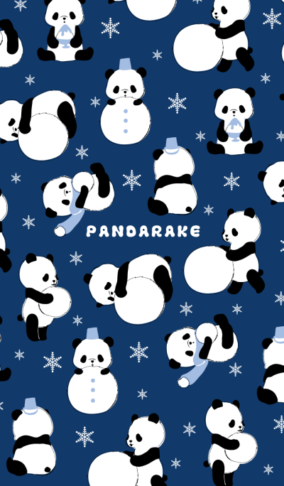 PANDARAKE ver.Snow