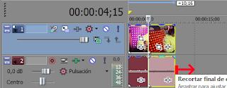 editar en el programa sony vegas