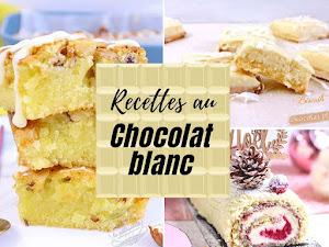 Que faire avec du chocolat blanc ?