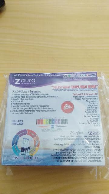 Label Deskripsi Air Kesehatan