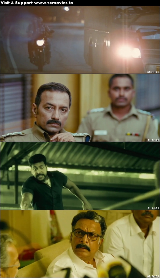 Thani Oruvan 2015 UNCUT Tamil Hindi 480p HDRip 450MB
