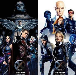 Download Film X-Men Apocalypse (2016) HDRip 720p Subtitle Indonesia