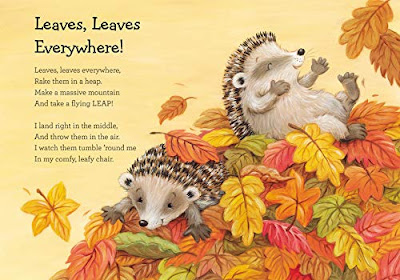 Snuggle Time Fall Blessings by Glenys Nellist