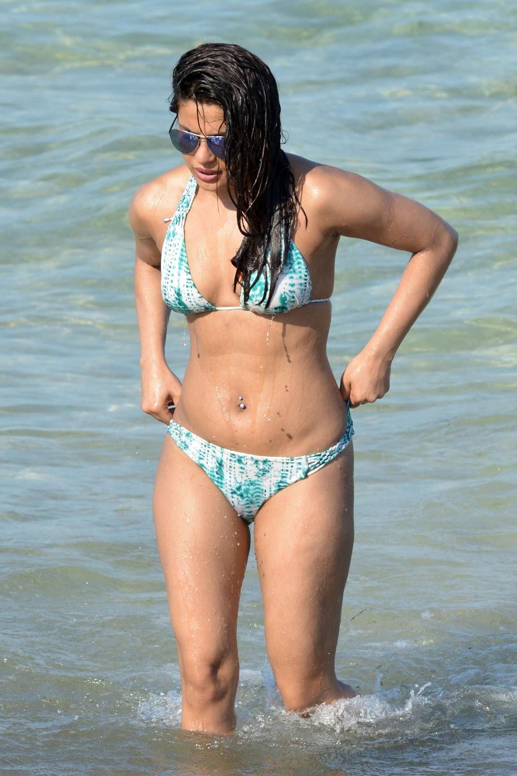 priyanka chopra sexy bikini photo