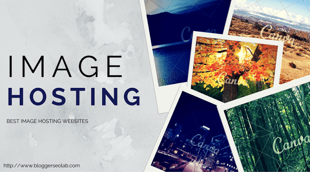 free image hosting for ebay listing and blogger