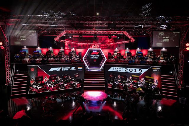 2019 F1 New Balance Esports Series records largest ever audience