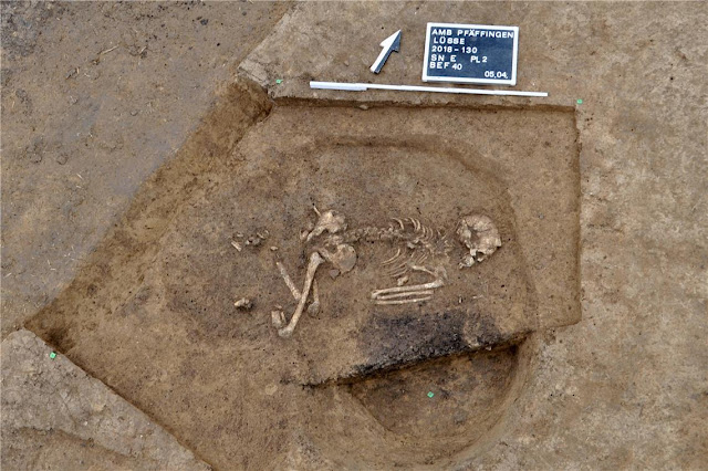 New findings on the Early Neolithic in Wurttemberg, Germany