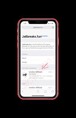 unc0ver jailbreak 12.2