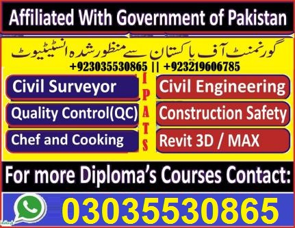 INSTITUTE OF PROFESSIONAL AND TECHNICAL STUDIES (IPATS) +92 3219606785, 03035530865