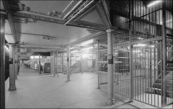 Photos Of The New York Transit Authority In The 1970s
