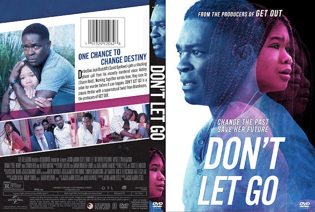 Don't Let Go DVD Cover