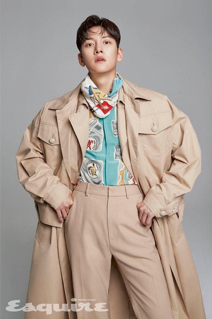 Ji Chang Wook, 지창욱, Ji Chang Wook Esquire, Ji Chang Wook 2019