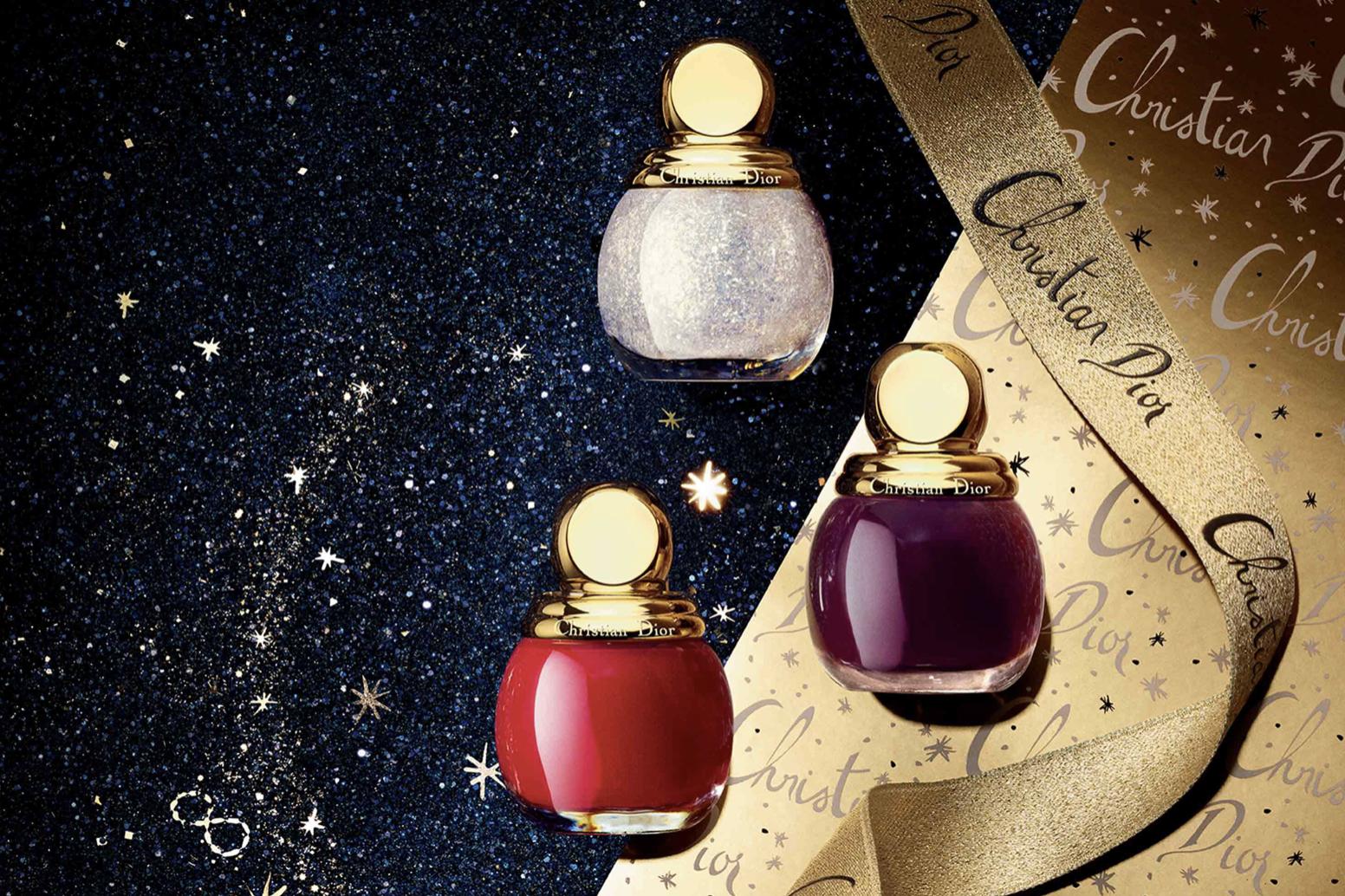 Dior Maquillage Noël 2020 vernis diorific