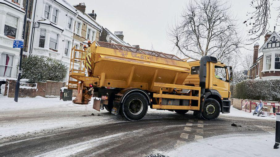 Why Is Salt Used to Melt Ice on the Roads in Winter?