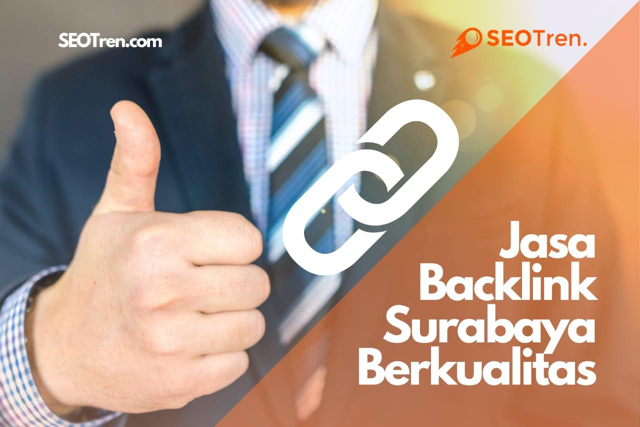 Jasa Backlink Surabaya