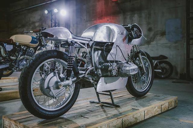 BMW R80 By Kott Motorcycles Hell Kustom