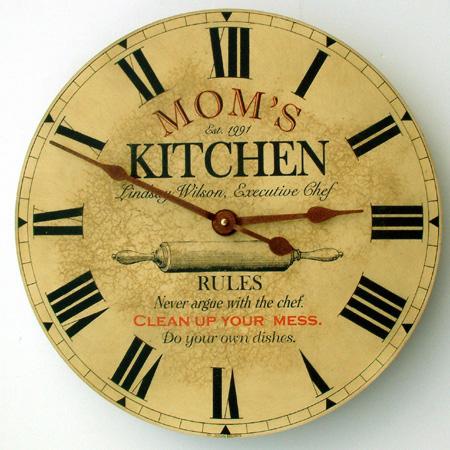 Clocks For Kitchen | Clocks Site