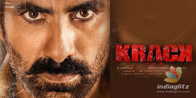 Krack movie download, Reviews, Cast & Release Date