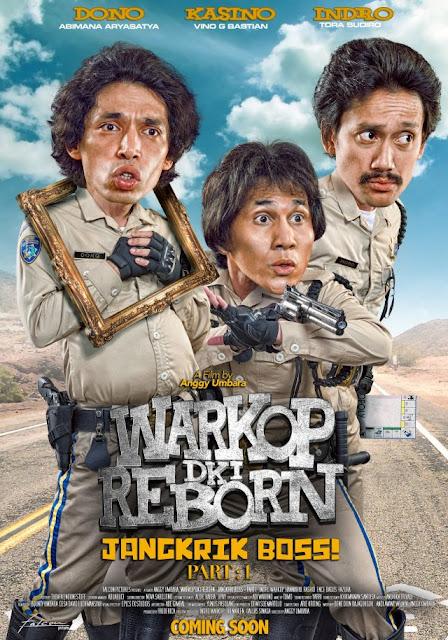 Sinopsis Film Warkop Dki Reborn (2016)